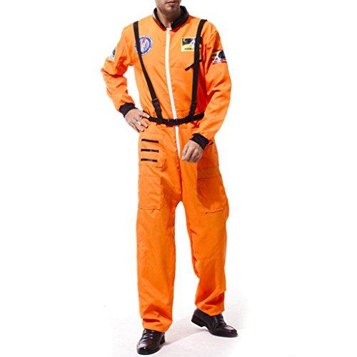 Kostüm Astronaut Männer - Gazechimp Astronauten Kostüm Herren Kostüm Astronautenkostüm Astronauten Overall