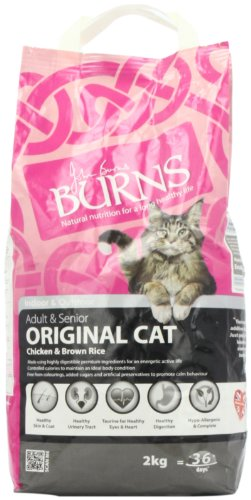 Burns Cat Food Original Chicken and Rice 2 Kg