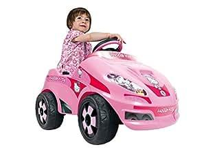 Injusa - 0720203 - Véhicule Électrique - Hello Kitty Car - 6 V