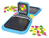 TOMY Puzzle Wars Mitbringspiel – Puzzle ab 8 Jahren für Kinder und Erwachsene - Spielspaß für zuhause oder unterwegs
