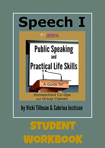 Speech I Student Workbook: Public Speaking and Practical Life Skills Descargar ebooks PDF