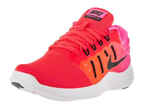 Nike 844736-600, Scarpe da Trail Running Donna bright crimson pink blast white 600