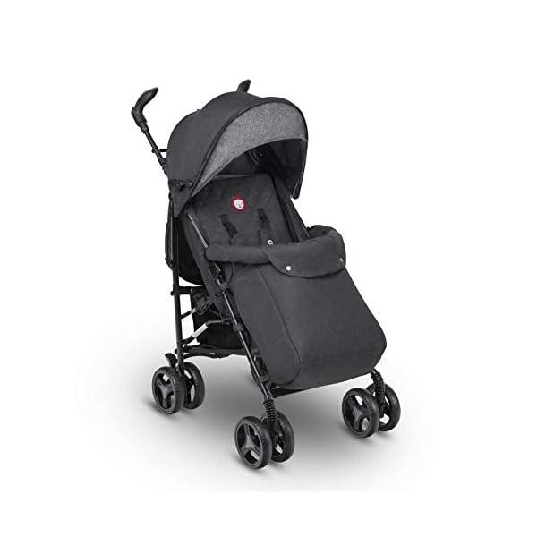Lionelo Irma Folding Stroller with Backrest Adjustment 6 Inch Wheels Lionelo  4