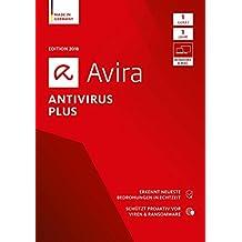 Avira AntiVirus Plus (2018) - 1 Gerät