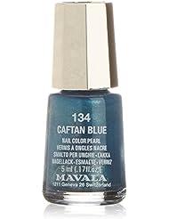 Mavala couleur ongles 134Caftan Bleu
