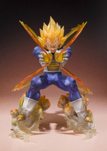 Bandai 31646 - Figura Dragon Ball Z Bola de Dragón (31646) - Figura Dragon Ball Vegeta Super Saiyan (13 cm) 2