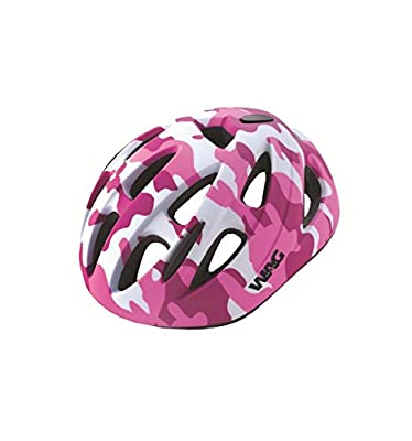 Wag Sky Baby Helmet Size XS Camouflage Pink (Junior)/Helmets Helmet Sky Boy Size XS Camouflage Pink (Junior Helmets) by WAG