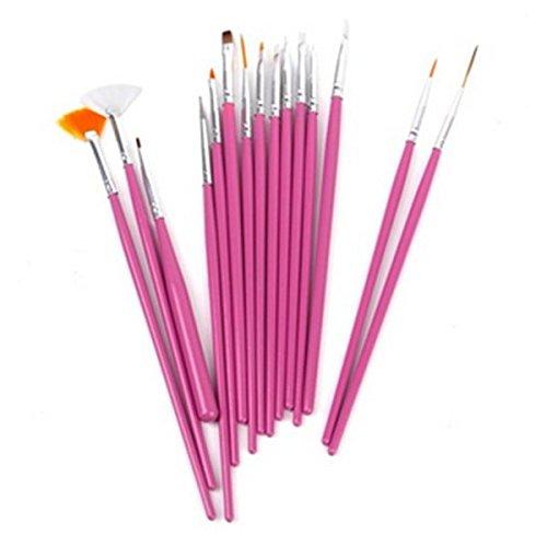 Hemore Paint Pinsel Art Set Multifunktions-Haar Pinsel für Aquarell Öle- und Details Acryl Gemälde 1 1 M -