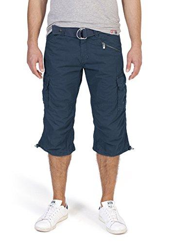 Timezone Herren Shorts Blau (Total 3393)
