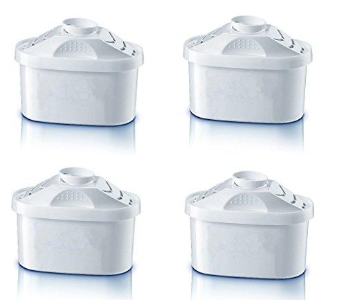 6x Pack Wasserfilter Kartuschen für Brita Maxtra Krüge (Wasser-filter-system Krug)