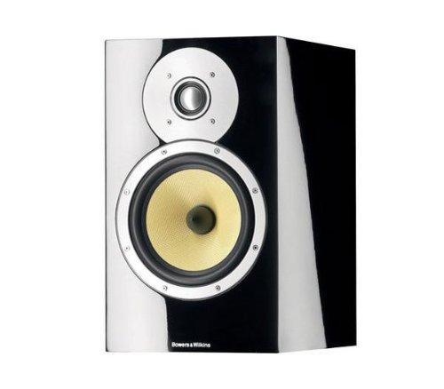 B & W CM5-Enceintes 2.0système, étage, table/étagère, Reflex, speaker Set Unit, commande, 25mm) Noir