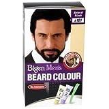 Bigen Men's Beard Colour B101 Natural Black (No Ammonia) Black