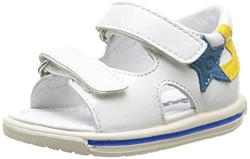Naturino Falcotto 1259, Chaussures Bébé marche bébé garçon Blanc