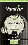 NATURELA L'Arabica Bio N° 1 100% Arabica 55 g - Pack de 9