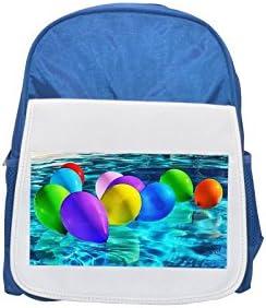 Balloons, Balloons, Balloons, Colorful, Ballons, Color printed kid's Bleu  backpack, Cute backpacks, cute small backpacks, cute Noir  backpack, cool Noir  backpack, fashion backpacks, large fashion backpacks, Noir  fashio | Vendre Prix  650502