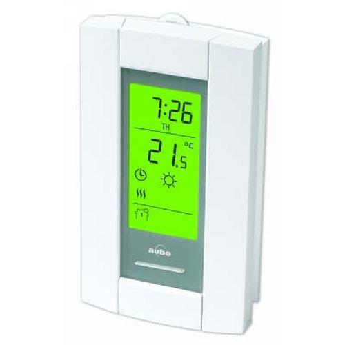 Honeywell th115-af-ga/U RADIANT Heizung 120/240V Thermostat programmierbar mit Boden Sensor und GFCI -
