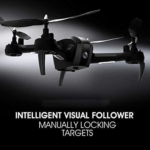 Laurelmartina 1080 P WiFi FPV HD Cámara SH7 RC Drone RC Quadrocopter Set Altura Hovering Geature Selfie Inteligente Seguir Objetivo