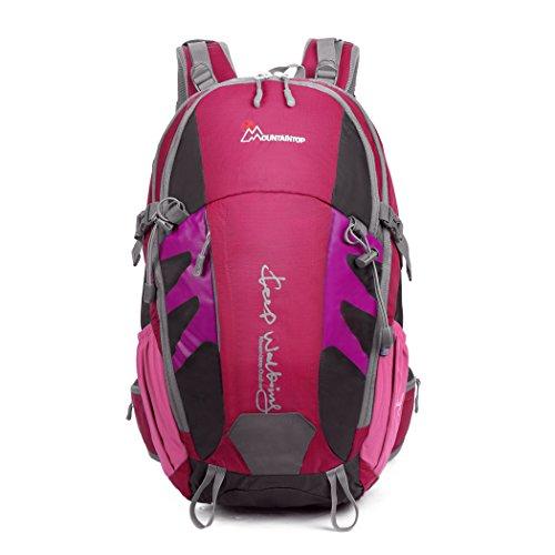 #Mountaintop 28L Wanderrucksack für Camping / Wandern / Reisen / Schultasche#
