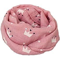 Bufanda, cuello postizo, pañuelo para niños
