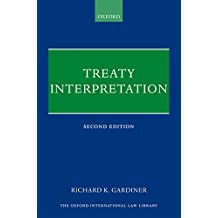 Treaty Interpretation
