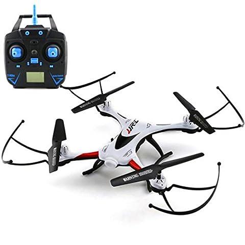 Switchali Quadcopter -- JJRC H31 étanche mode Headless One Key Retour 2.4G 4CH 6 Axe RC Quadcopter RTF (Blanc)
