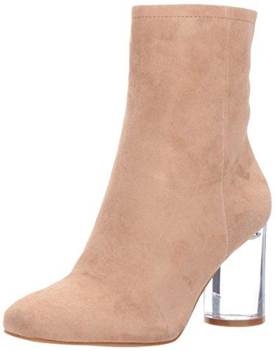 Jessica Simpson Frauen Stiefel Braun Groesse 8.5 US/39.5 EU (Knee Brown Suede Stiefel)