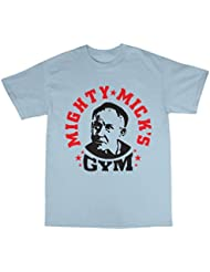 Mighty Mick's Gym Rocky Inspired T-Shirt