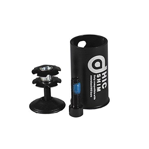 District Scooter S-Serie Mini HIC Compression Set schwarz