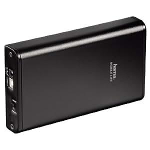 """Hama 00053165 Boîtier USB 2.0 pour Disque dur 3,5"""" SATA"""
