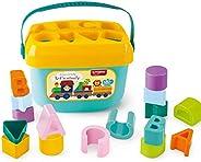 Popsugar Baby's First Blocks | Shape sorter, Colors, ABCD,