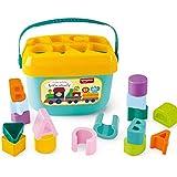 Popsugar Baby's First Blocks | Shape sorter, Colors, ABCD, Blue
