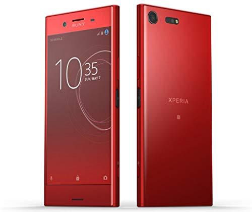 Sony Xperia XZ Premium Rosso - Sony Xperia XZ Premium - 64GB, 4GB RAM, 4G LTE, Rosso