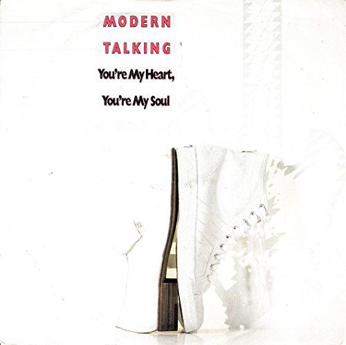 Modern Talking / You´re My Heart, You´re My Soul / 1984 / Bildhülle / Hansa  / 106 884 / 106884 / 7 Zoll Vinyl Single Schallplatte / Deutsche Pressung /