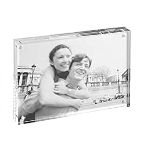 Frame transparent photo 10 x 15