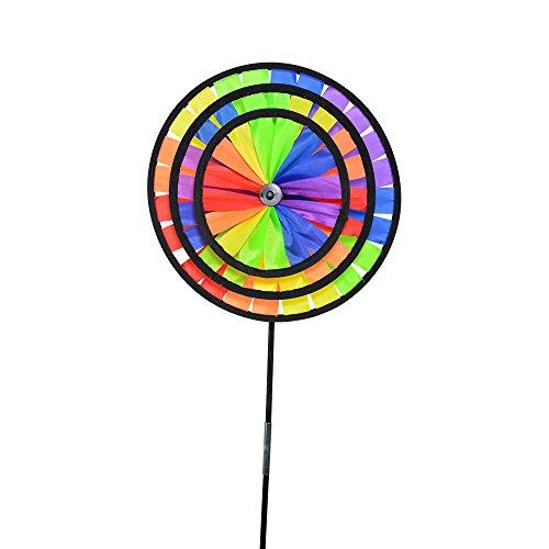 i-Care Ícaro Triple Rainbow Veleta,, 32x 25x 85cm