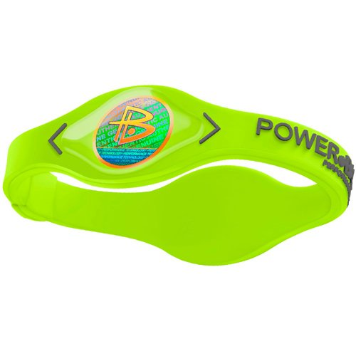 Power Balance Silikon-Armband, Volt Grey, L, GWSA09VT00GYLP