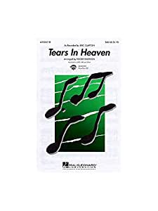 Eric Clapton: Tears In Heaven (SAB/Piano). Partitions pour SAB, Accompagnement Piano