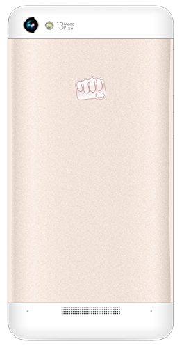 Micromax Canvas Hue 2 A316 (White/Gold, 16 GB)