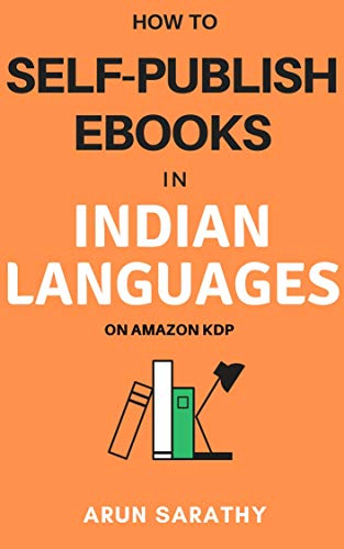 How to Self-Publish Your eBook in Indian Languages on Amazon KDP ...