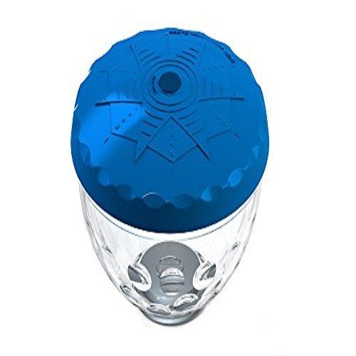 Steinbach Poolbeleuchtung LED Unterwasser Lichtshow, Blau, ca. Ø 17 cm