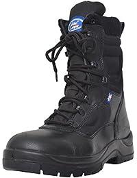 Allen Cooper AC 1228 Combat Safety Boot (S-8 UK, Black)