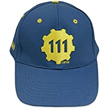 Fallout 4 Baseball Cap: Official Licensed Merchandise - Vault 111 (Electronic Games/Xbox One/PS4) [Importación Inglesa]