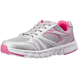 Sparx Women's Silver and Pink Running Shoes - 5UK (SX0079L)
