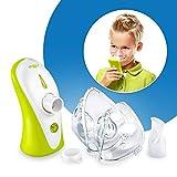 AGU Tomchi Inhaliergerät für Kinder und Erwachsene - MESH Inhalator Vernebler