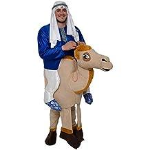 Disfraz de Arabe montado a Camello