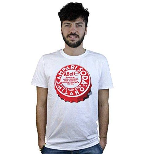 t-shirt-campari-maglietta-bianca-disegno-tappo-di-aperitivo-ideale-per-barman