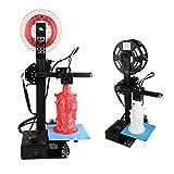 Blackpoolal Creality Ender2 3d Drucker Reprap prusa i3 DIY 3D Printer Kit Metallrahmen Große Druckgröße 150 * 150 * 200mm Mit Auto Level