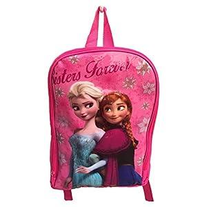 Mochila Bolsa Frozen Elsa Anna Kinder Disney 30 cm – AST1939