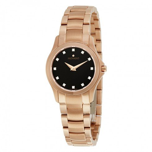 Movado Women's Masino Diamond Watch 0607076