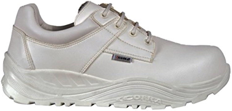 Cofra tokui S3 CI SRC – zapatos de seguridad talla 44 color blanco